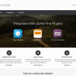 Mark Linssen Webdesign premium thema